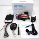 Sensibilidade GSM: -159dBm Voltagem: 12V - 24V